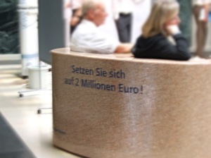 sit on 2 million euros